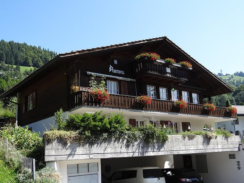 Aurora, vacation rental in Engelberg