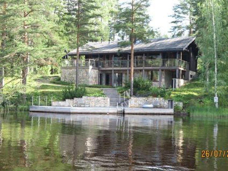 Villa pinjaranta, holiday rental in Rautavaara