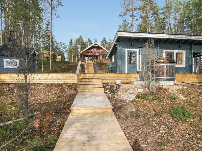 Pirttiniemi, holiday rental in Puumala