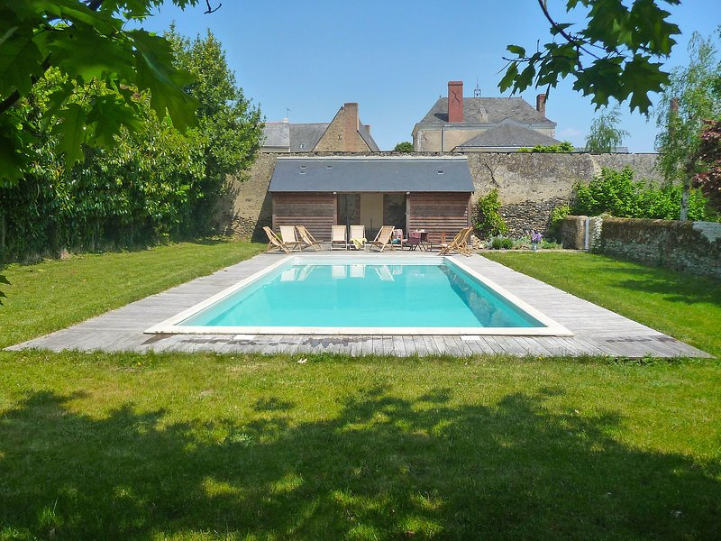 Langevine, vacation rental in Chateauneuf-sur-Sarthe