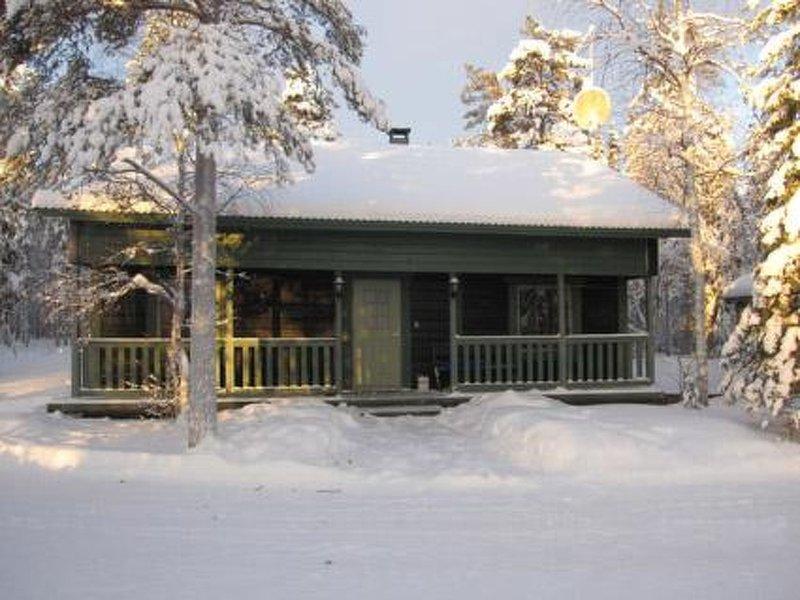 Suvantovirta, holiday rental in Kittilä