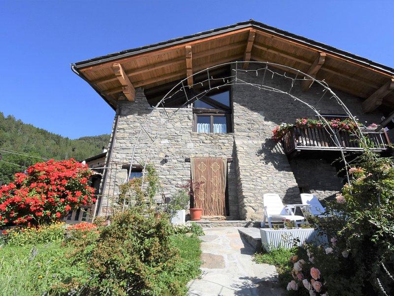 Maison Chez Nous, holiday rental in Saint-Rhemy-en-Bosses