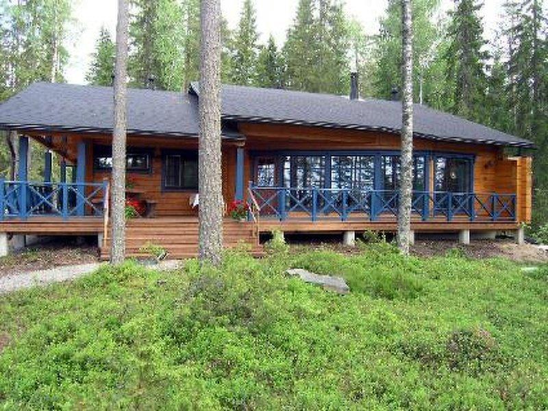 Mustikka, holiday rental in Runni