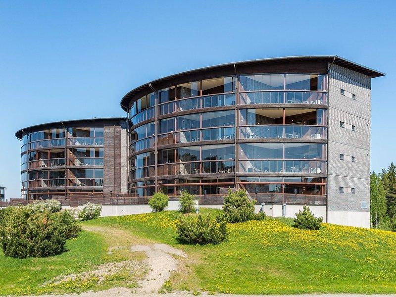 Tahko spa standard suite white b 5, holiday rental in Rautavaara