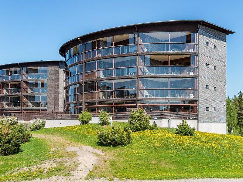 Tahko spa standard suite white b1, holiday rental in Rautavaara