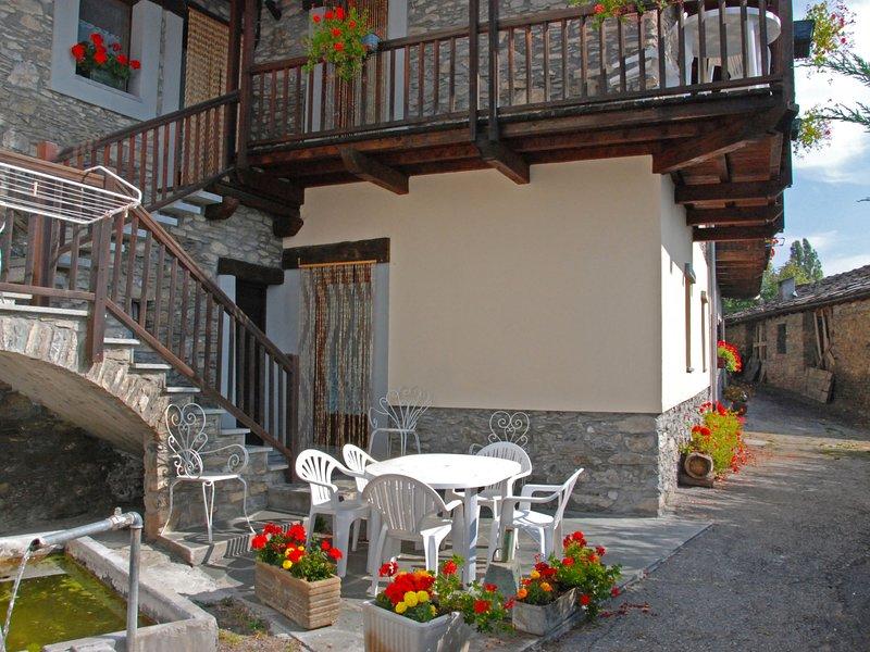 Grand Sarriod, holiday rental in Saint-Rhemy-en-Bosses