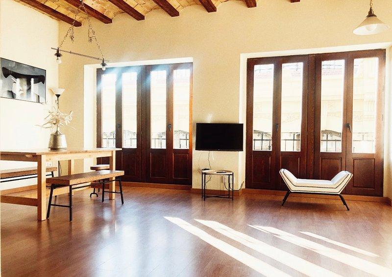 Apartamento City03 Plaza de Toros, holiday rental in Grao