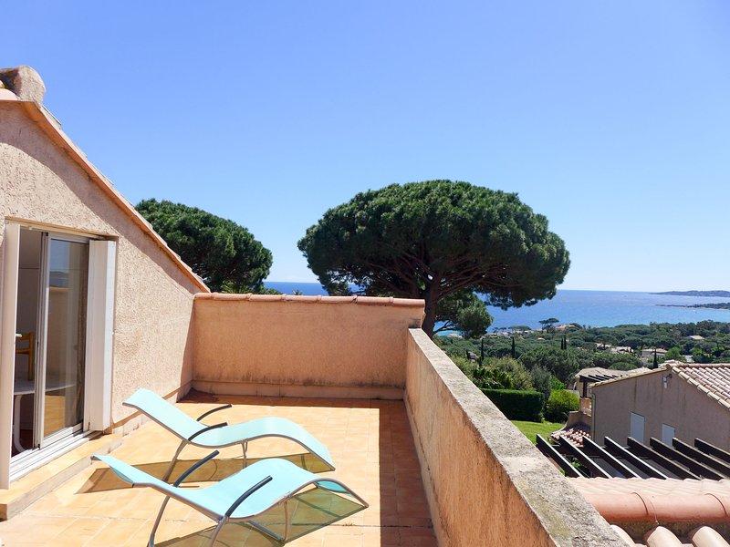 Les Coteaux de la Nartelle, holiday rental in Sainte-Maxime