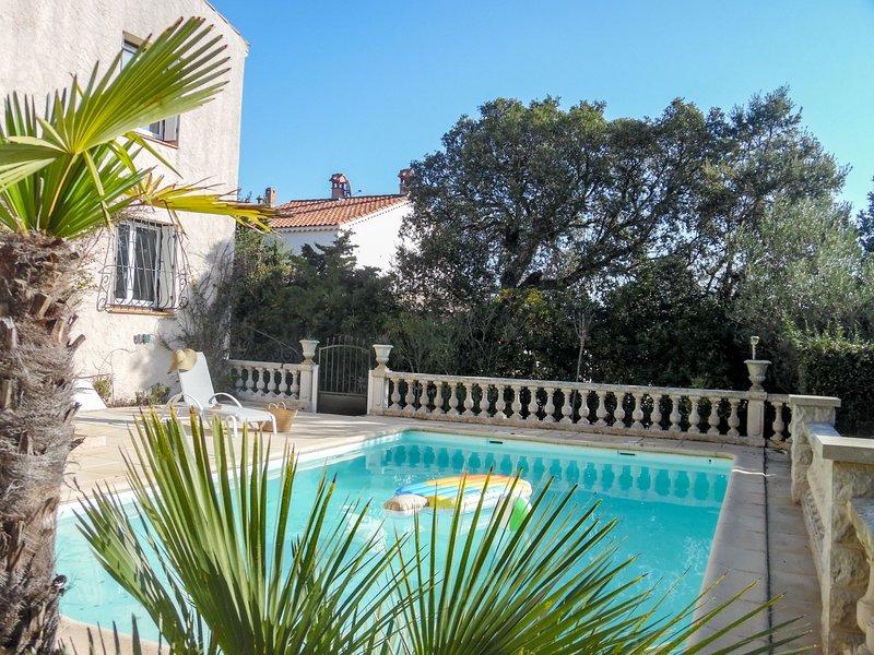 Villa Debussy, alquiler de vacaciones en Saint-Aygulf