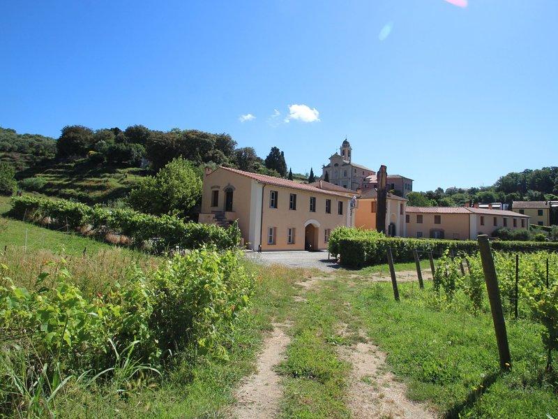 Felicita e Pietro, location de vacances à Casarza Ligure