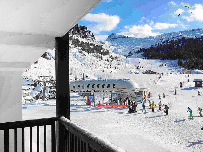Le Panoramic 4 (FLA413) – semesterbostad i Flaine