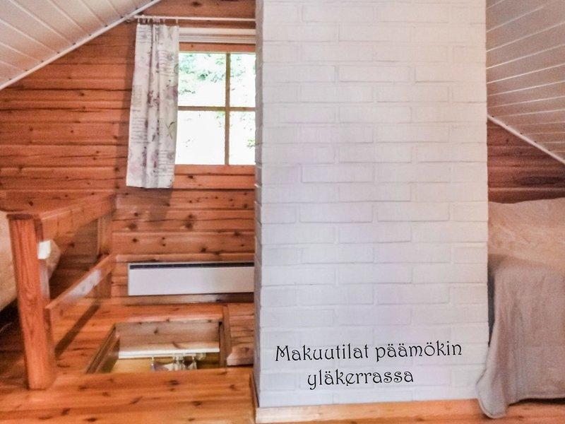 Rahkola, holiday rental in Jamijarvi