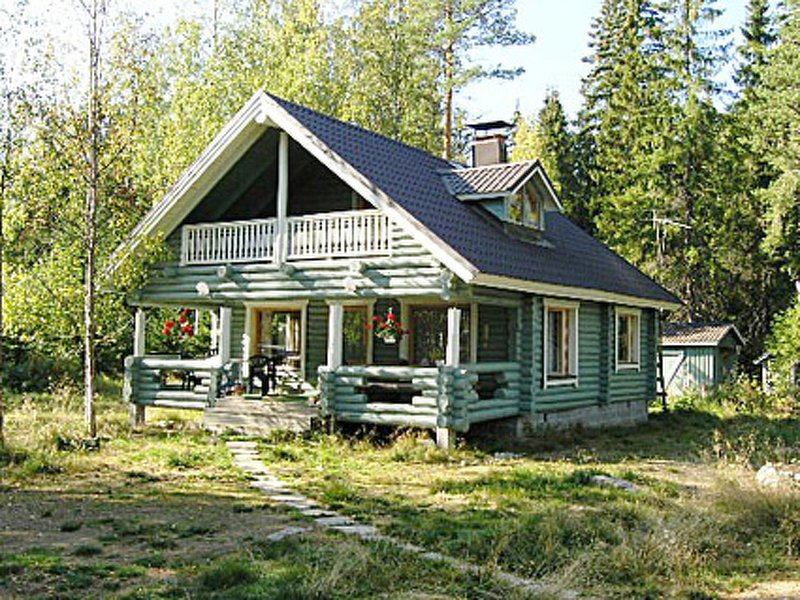 Puuhapirtti, holiday rental in Tuusniemi