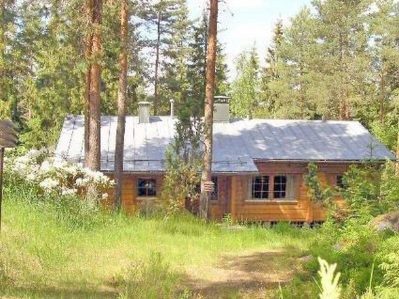 Lomakuikka, holiday rental in Kuhmoinen