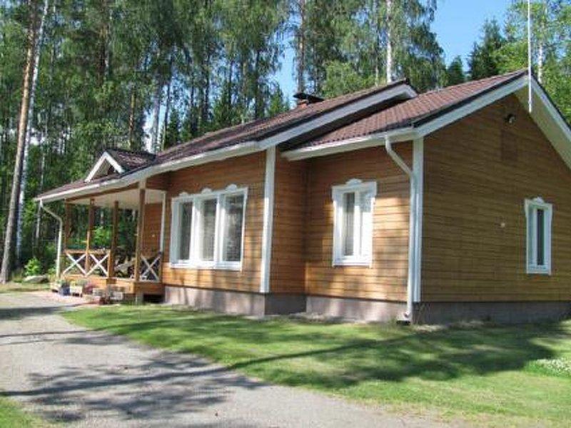 Koho, holiday rental in Hiltulanlahti