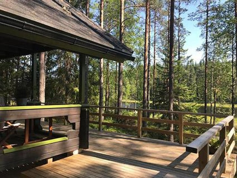 Pihnari, holiday rental in Jamijarvi