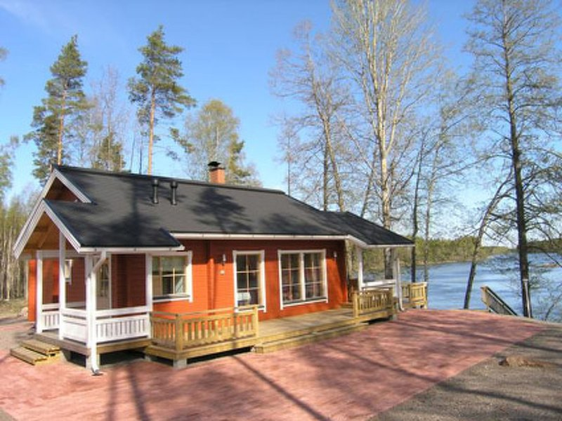 Pernoo 1, vacation rental in Kymenlaakso