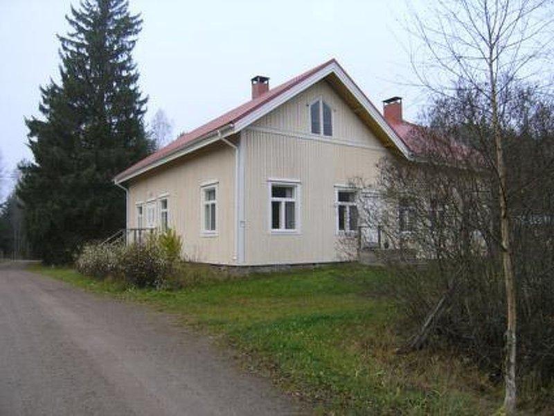 Kartanomäki, casa vacanza a Hartola