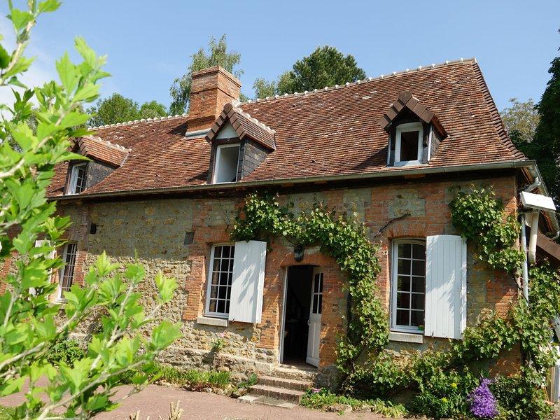 L'Augeronne, location de vacances à Saint-Loup-de-Fribois