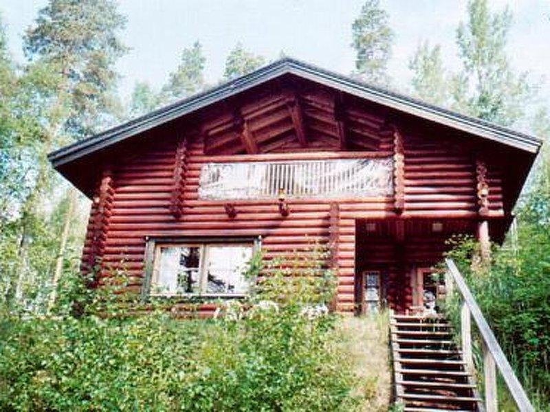 Harakanpesä, holiday rental in Korpilahti