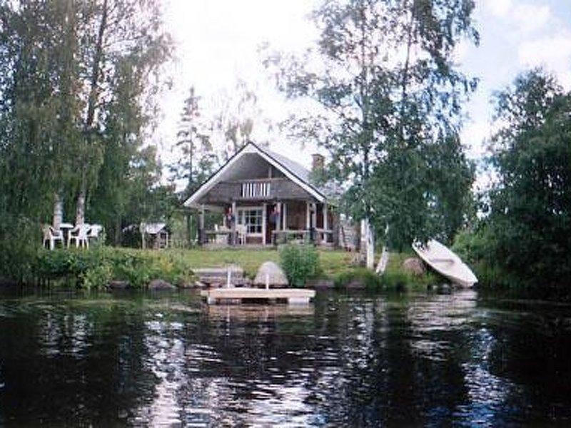 Koivikko, holiday rental in Reisjarvi