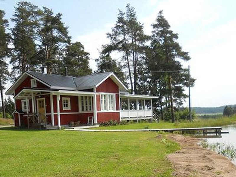 Vauvila, vacation rental in Bromarv