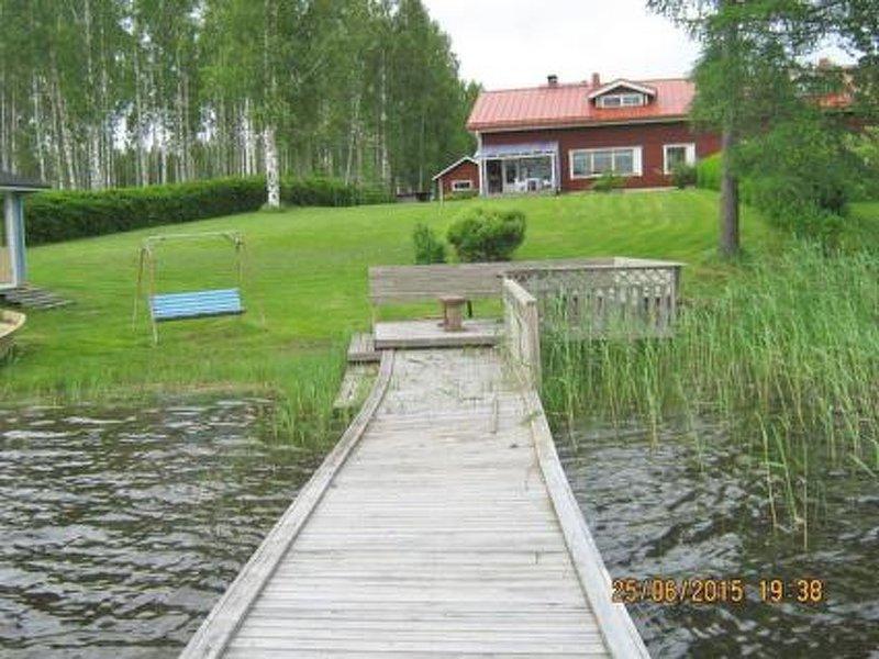 Aurinkoranta, location de vacances à Suonenjoki