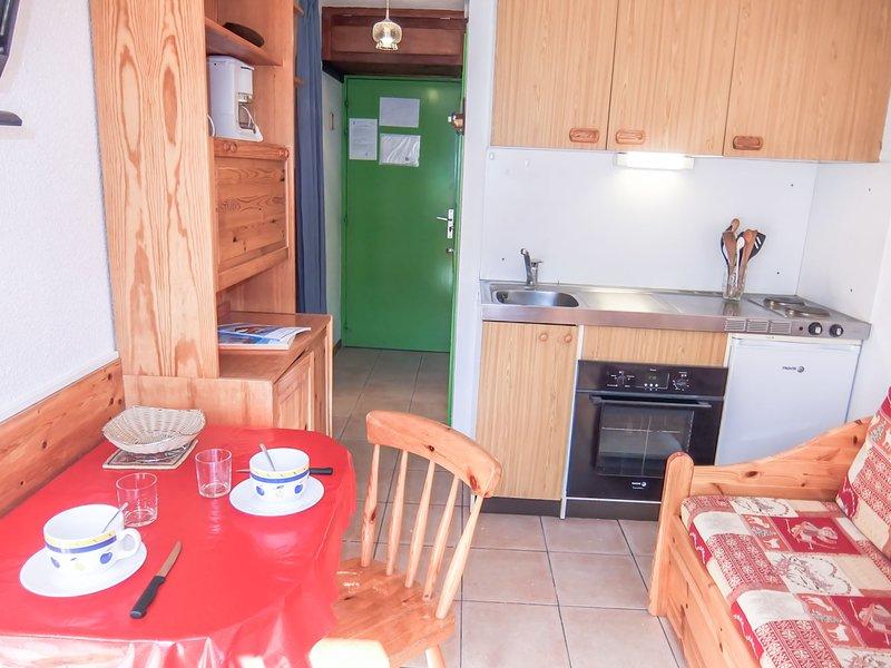 Le Sarvan, holiday rental in Levassaix