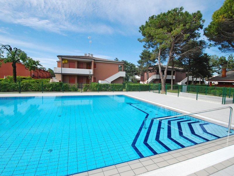 Villaggio Azzurro, vakantiewoning in Bibione Pineda