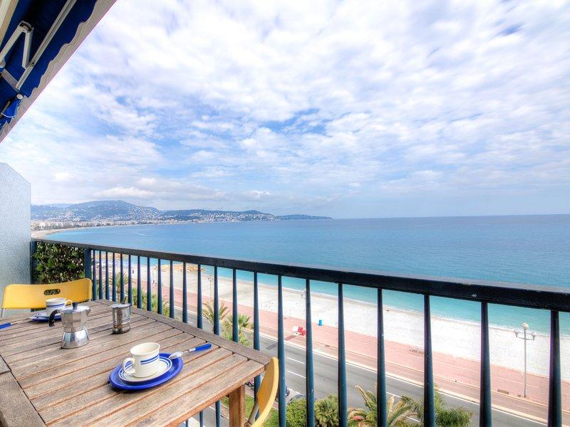 Copacabana Promenade des Anglais, vacation rental in St-Laurent du Var