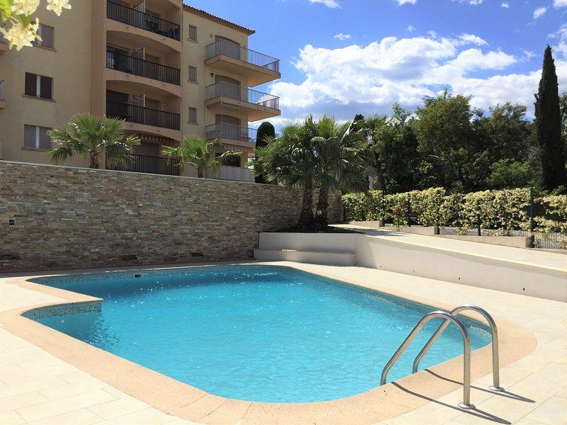 La Palmeraie II, holiday rental in Sainte-Maxime