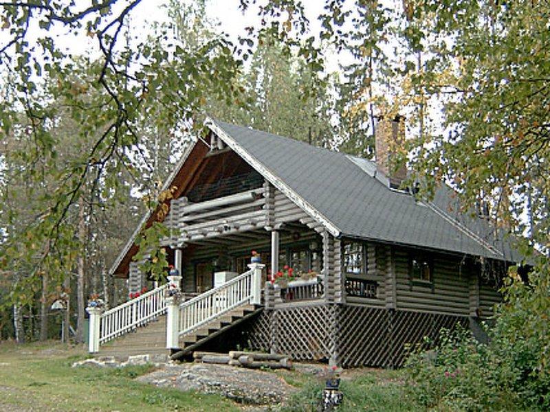 Villa vuorikotka, holiday rental in Tampere
