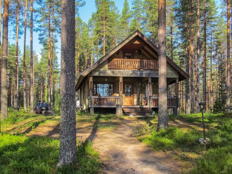 Pilkkaniemi, holiday rental in Nurmes