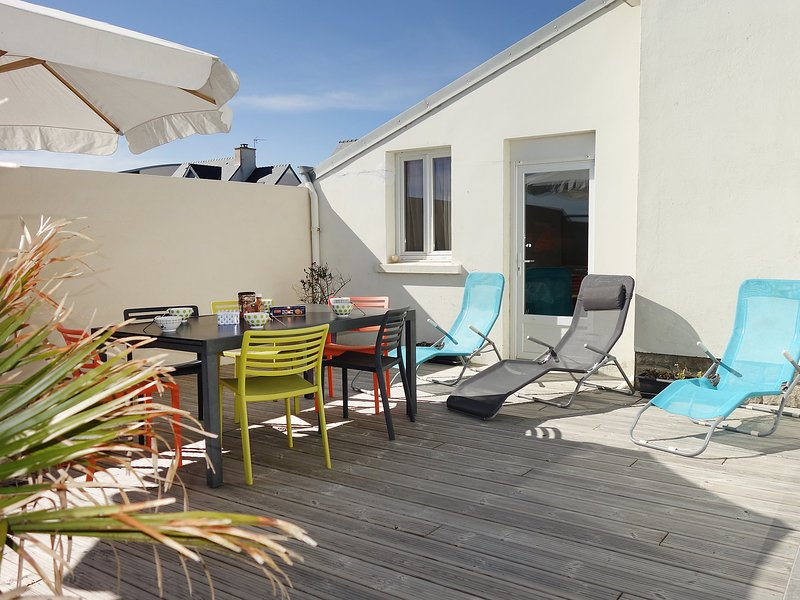 Sables Blancs, location de vacances à Lesconil