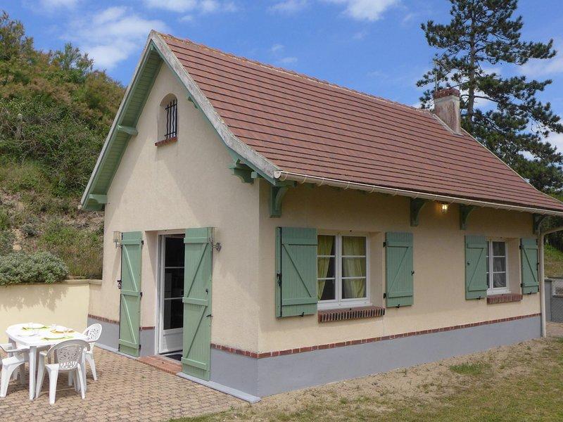 Villa les Dunes, vacation rental in Gonneville-en-Auge