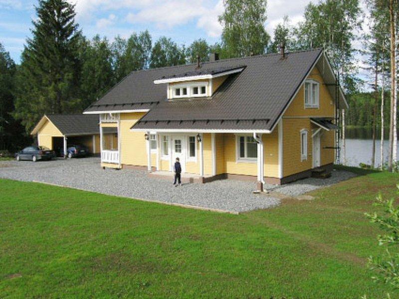 Mielikki, vacation rental in Rautalampi