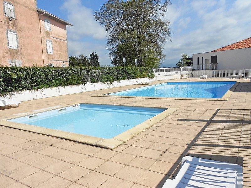 Les Hauts d'Orlegui, holiday rental in Villefranque