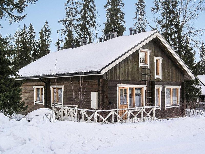 Klz 7. topaasi, holiday rental in Vuokatti