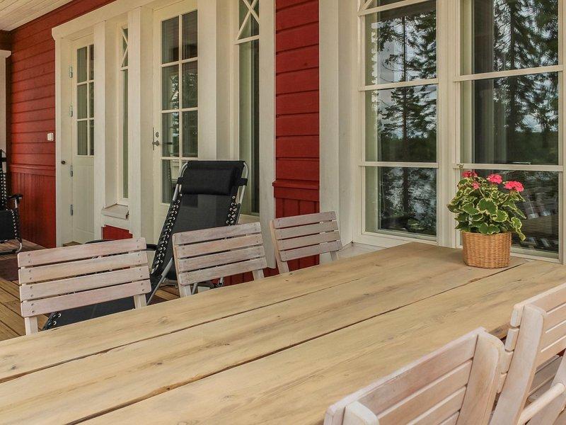 Villa kukkula, vacation rental in Petajavesi