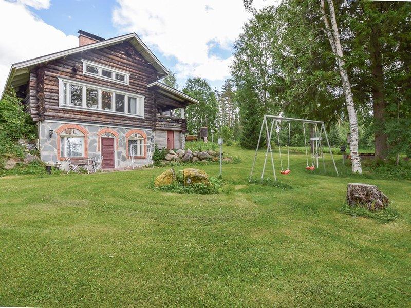 Ukko-metso, holiday rental in Hirvensalmi