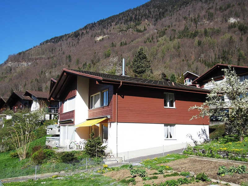Salzhubelweg, vacation rental in Gsteigwiler