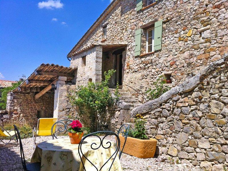 Du Brun, vacation rental in Saint-Andre-de-Rosans