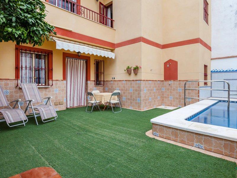 Flor Sevillana, holiday rental in San Jose de La Rinconada