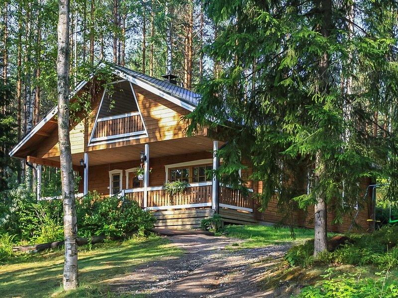 Salmensuu, vacation rental in Toivakka