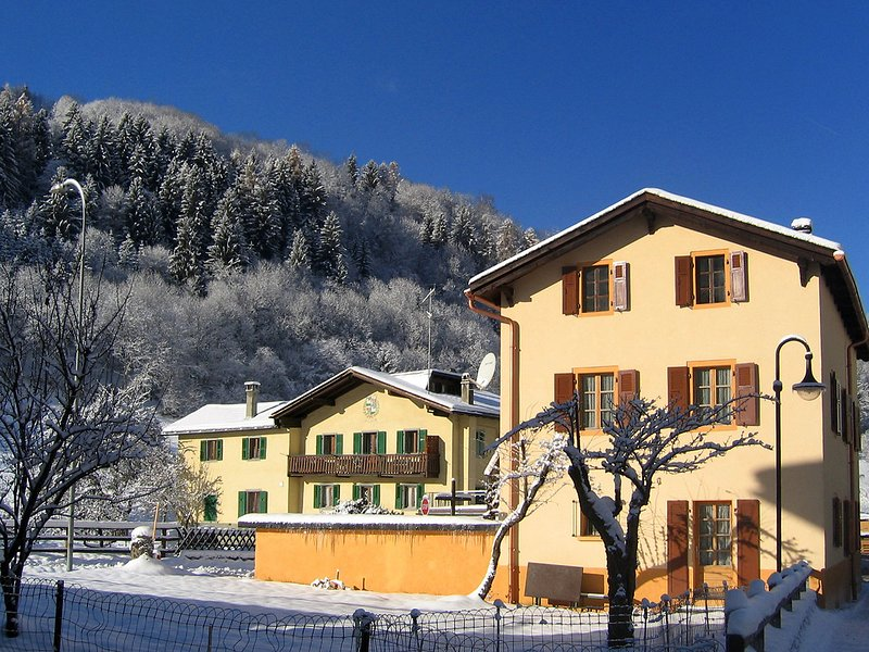 Villa Roduit, holiday rental in Bagnes