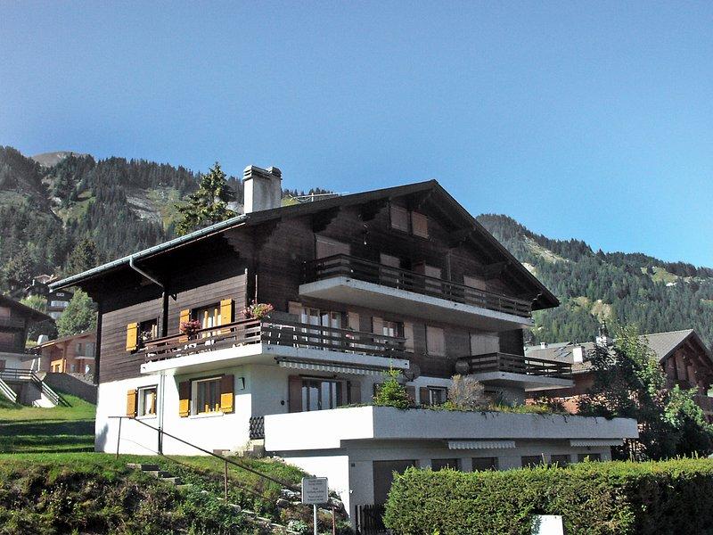 Roche-Neige, alquiler de vacaciones en Anzère