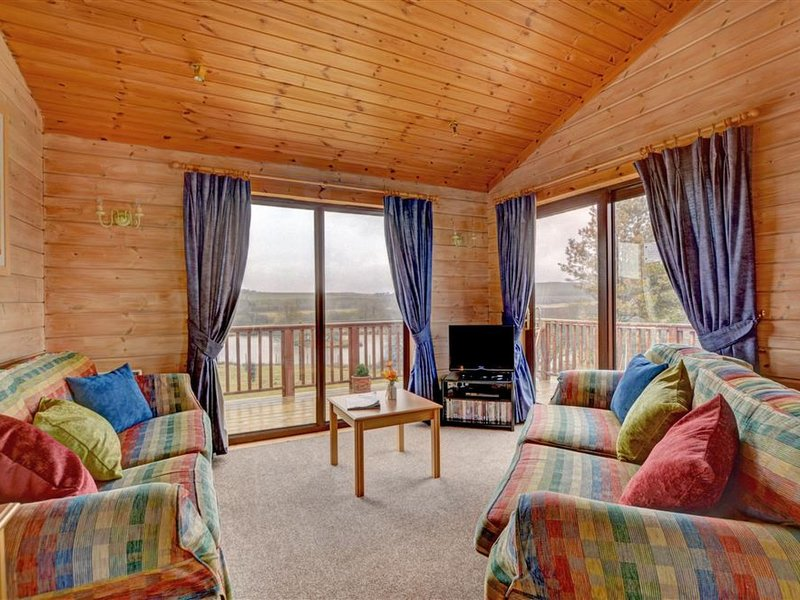 Lakeview Lodge, vacation rental in Woolsery