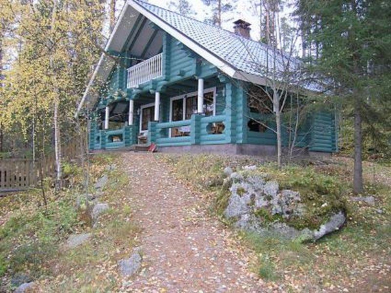 Kalliorinne, casa vacanza a Saarijärvi