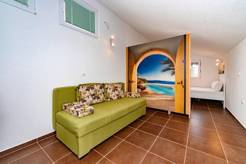 Apartments Maslina - Triple Studio Apartment, alquiler vacacional en Petrovac