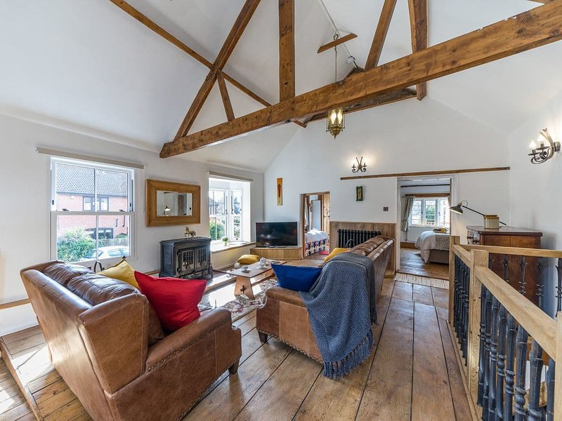 The Old Rope Works, holiday rental in Kinver Parish